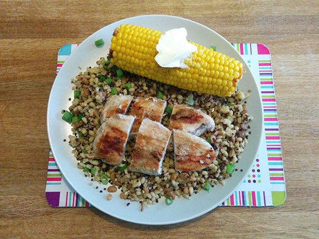chicken-sweetcorn-couscous