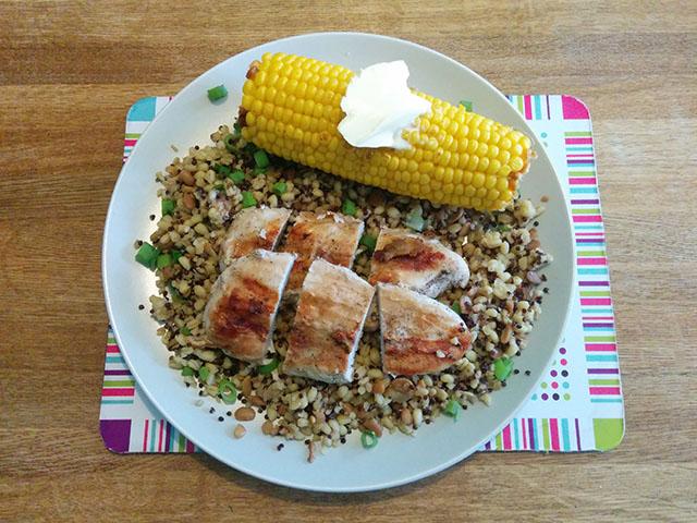 chicken-sweetcorn-couscous