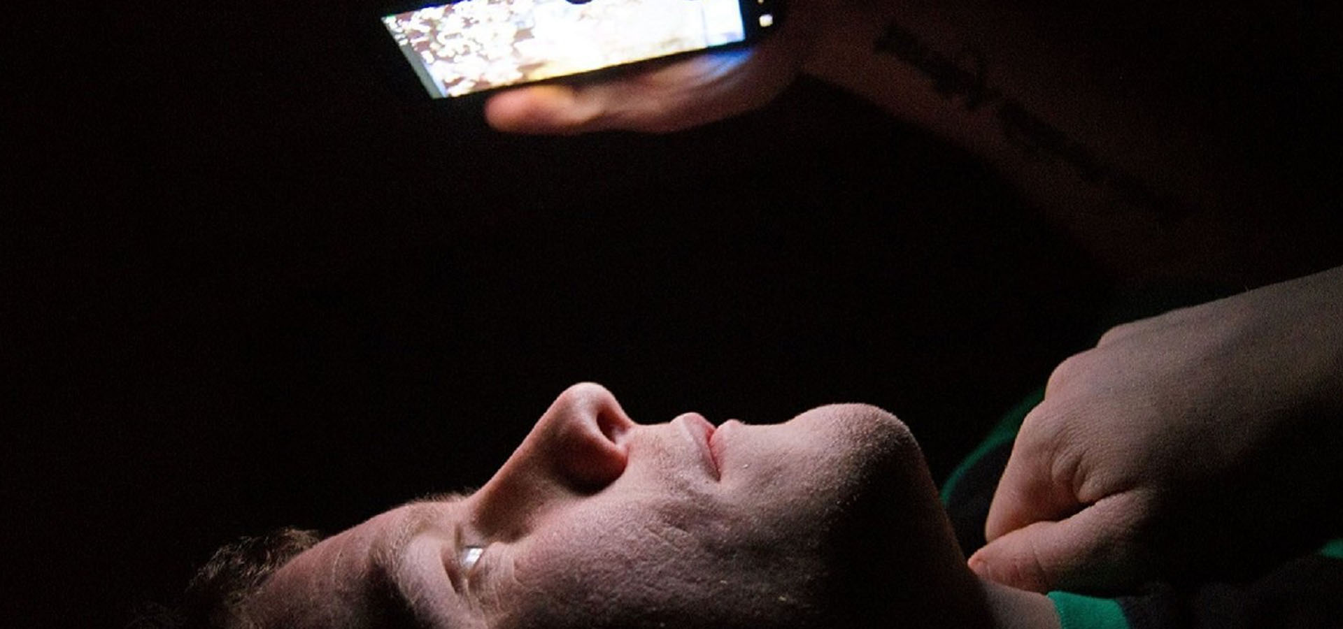 We Can't Stop Sleeping With Our Phones